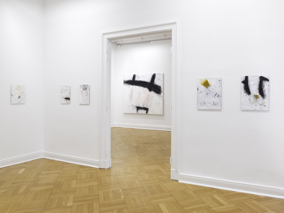 Installation View Mnemonis Exhibition